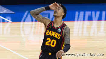 Hawks extend qualifying offer to John Collins