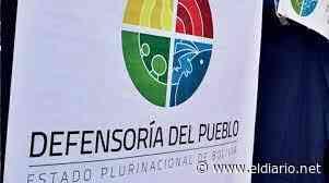 Legislativo tratará convocatoria para nuevo Defensor del Pueblo - El Diario (Bolivia)