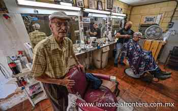 Cierra barbería tradicional de Pueblo Nuevo - La Voz de la Frontera