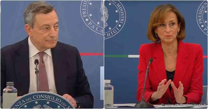 """Draghi e Cartabia ammettono i limiti della riforma penale: """"Prendere in considerazione preoccupazioni sull'improcedibilità"""". Ma senza accordo si vota con la fiducia"""