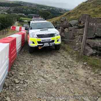 Rossendale and Pendle Mountain Rescue Team: Volunteers attend two call outs