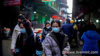 China rejects WHO plan for study of coronavirus origin - Mint