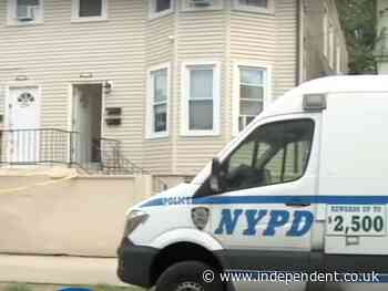 Man found dead in New York with 'I touch little girls' written across chest