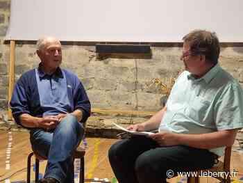Clotilde Gaillard et Jean-François Matteudi avaient invité Serge Affret, vendredi soir, au Lachat - Le Berry Républicain