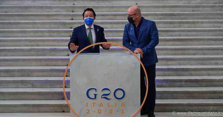 """G20 Ambiente, Cingolani: """"Linee d'intervento seguono Pnrr, è un accordo storico. Lotta alla CO2? Spingerla in Paesi in via di sviluppo"""""""