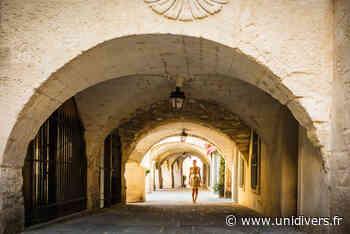 Visite guidée du Centre Historique Office de tourisme du Pays de Lunel samedi 18 septembre 2021 - Unidivers