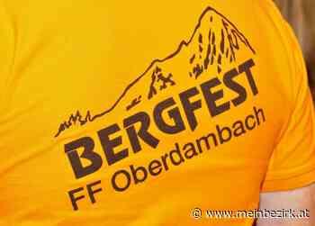 Bergfest Oberdambach: Tanzen, Feiern und Spaß haben bei der Feuerwehr Oberdambach - meinbezirk.at