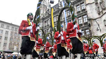 München: Schäffler tanzen aus der Reihe - Termin bei Söder - tz.de