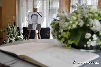 Vorerst keine öffentliche Trauerfeier für Bürgermeister Gerhard Häuser in Schwaikheim - Schwaikheim - Zeitungsverlag Waiblingen