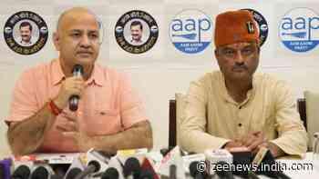 BJP appointed 3 `zero-work ministers` as Uttarakhand CM in last 5 years: Manish Sisodia