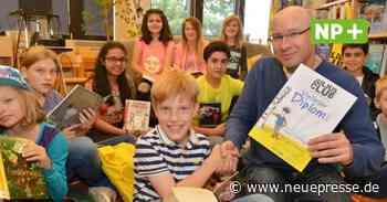 Laatzen: Stadtbücherei wirbt für Julius-Club in den Sommerferien 2021 - Neue Presse