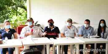 Invías firma convenio con la Alcaldía de Ciénaga para intervenir vías rurales - Seguimiento.co