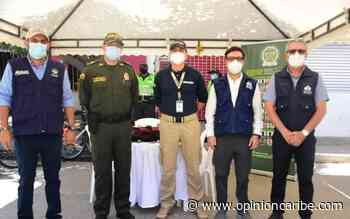 En Ciénaga continúan trabajando por la seguridad con Comandos Situacionales - Opinion Caribe