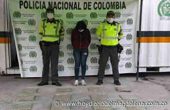 Incautados ocho kilos de marihuana en Ciénaga – HOY DIARIO DEL MAGDALENA - HOY DIARIO DEL MAGDALENA