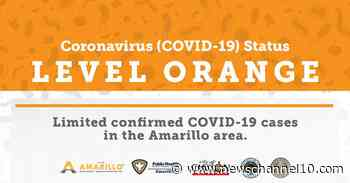Amarillo Area Coronavirus Status Level moves up to Level Orange - KFDA