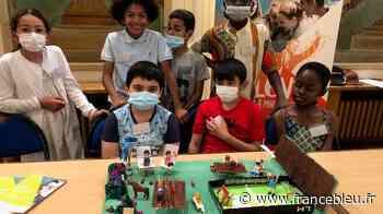 EN IMAGES- Reims : des enfants d'Orgeval imaginent leur quartier de demain - France Bleu