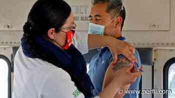 México supera los 15 mil casos de coronavirus diarios por primera vez desde enero - Perfil.com