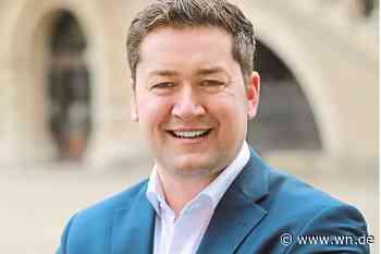 Thorsten Kornblum will Oberbürgermeister werden