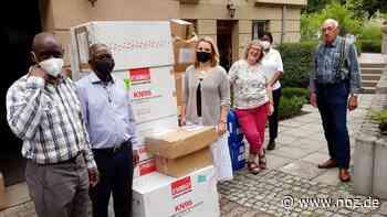 9000 Euro Soforthilfe: Kirchenkreis Tecklenburg hilft Menschen in Namibia - noz.de - Neue Osnabrücker Zeitung
