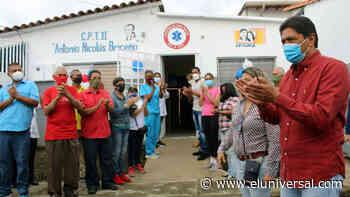 Rehabilitados consultorios populares por la Gobernación de Barinas - El Universal (Venezuela)