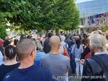 Les anti-vaccin de retour samedi 24 juillet à Amiens - Courrier picard