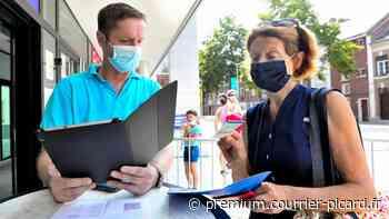 Pass sanitaire : une mise en pratique contrastée à Amiens - Courrier Picard