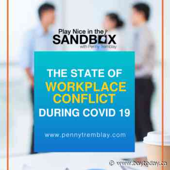 The State Of Workplace Conflict During COVID 19
