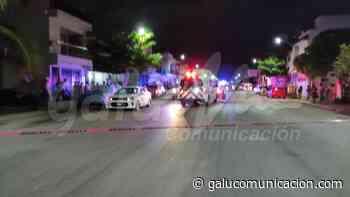 Lo esperaban para matarlo; balean a taxista de Playa del Carmen cuando llegaba a casa - Galu