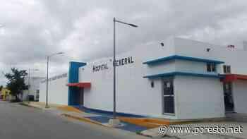 Hospital General de Playa del Carmen prepara 'Plan B' por aumento de contagios de COVID - PorEsto