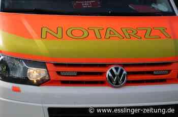 Unfall in Nellingen - Seniorin mit Krankenfahrstuhl umgekippt - esslinger-zeitung.de