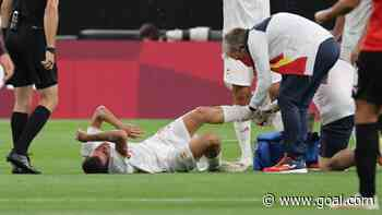 Olympics Football: Egypt's Mohamed should have been sent off for Ceballos foul – Olmo