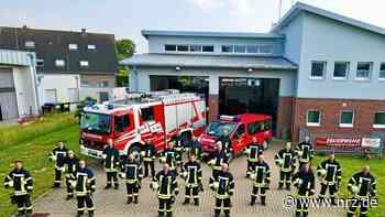 Hamminkeln: Seit zehn Jahren gibt es die Feuerwehr Mehrhoog - NRZ
