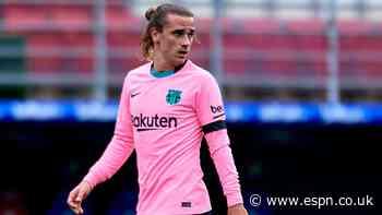 Barca prez won't rule out Griezmann departure