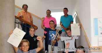 """Erfolgreiche Teilnahme am Wettbewerb """"Jugend musiziert"""" für Schüler der Musikschule Meckenbeuren - Schwäbische"""