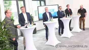 Oberbürgermeister-Kandidaten im NWZ-Talk: Debatte um den richtigen Weg zur Digitalisierung der Oldenburger Schulen - Nordwest-Zeitung