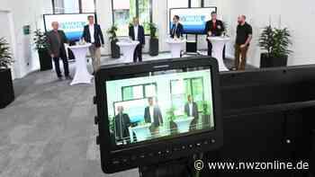 Oberbürgermeister-Kandidaten im NWZ-Talk: So sehen die Kandidaten die Zukunft des Verkehrs in Oldenburg - Nordwest-Zeitung