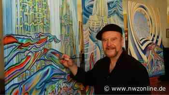 Kunst im Art Forum Oldenburg: Gemalte Impressionen aus New York von Volker Kuhnert - Nordwest-Zeitung