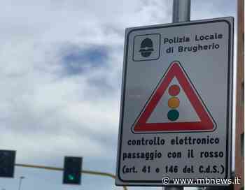 Brugherio, raffica di multe per il T Red di Viale Lombardia. In corso verifiche - MBnews