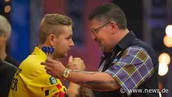 Darts World Matchplay 2021 in Live-Stream und TV: PDC-Ergebnisse heute in Runde 2 aus Blackpool - news.de