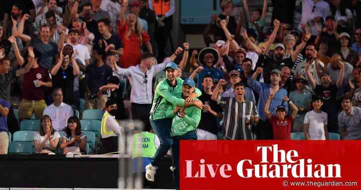 The Hundred men's opener: Oval Invincibles beat Manchester Originals – live reaction!