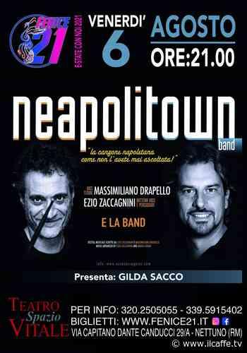 Nettuno, appuntamenti musicali ad agosto al teatro Spazio Vitale con Fenice21 - Il Caffè.tv