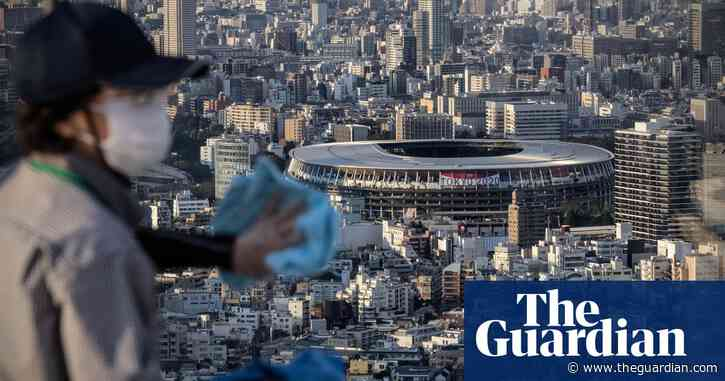 Tokyo waits and the world watches as IOC gambles on the Games again   Andy Bull