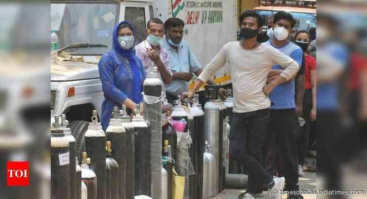 Centre never sought oxygen death data: Rajasthan & Chhattisgarh