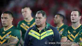 'Selfish and cowardly': League boss livid as Kangaroos pull the pin on World Cup