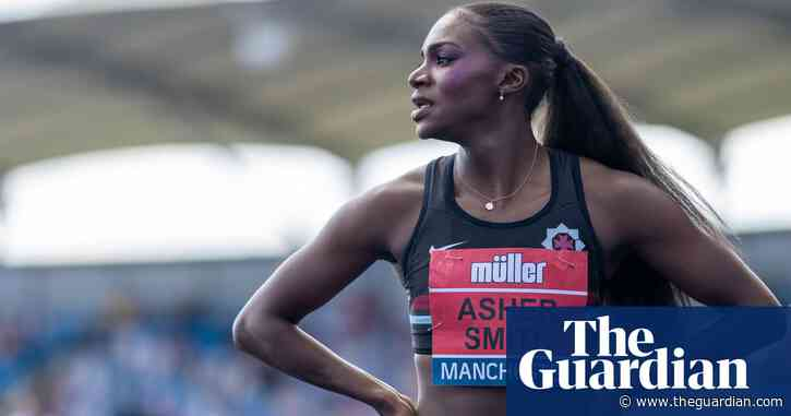 'A fundamental right': Dina Asher-Smith urges Games to allow podium protests
