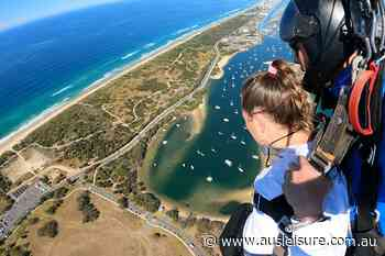 New helicopter tandem skydive experience launches on the Gold Coast - Australasian Leisure Management