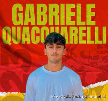 Un altro giovane per rinforzare l'organico di mister Pagliari, dal Casarano arriva Quacquarelli - Il Cittadino di Recanati