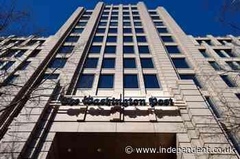 Washington Post reporter sues paper for discrimination