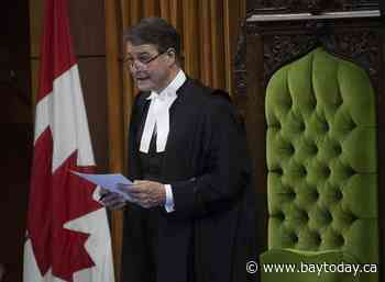 Liberals interfering with 'exclusive jurisdiction' of House, Speaker tells court