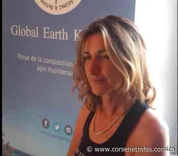 Porto-Vecchio : Laurence Constantin réélue présidente de Global Earth Keeper France | Brèves | Corse Net Infos - Pure player corse - Corse Net Infos